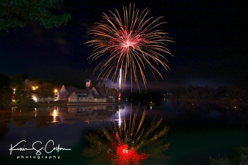 Seneca Falls Fireworks