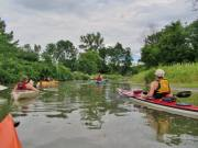 Finger Lakes Museum & Aquarium Paddling Program