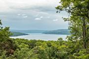 Keuka Lake from the Bluff