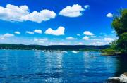 Otisco Lake - July 4