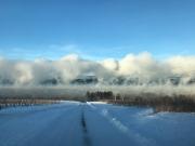 Fog above Seneca
