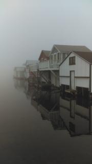 Canandaigua Foggy Morning