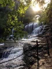 Finger Lakes waterfall