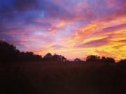 Sunset - Skaneateles Lake