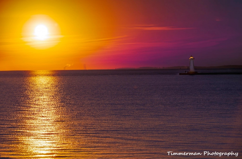 Sodus Point Sunrise