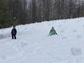 Snow rollers in Erin, NY-Dylan Sawdey