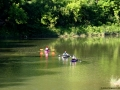 Kayaking the Canisteo River
