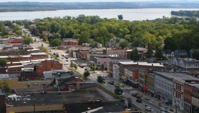 Canandaigua Treaty message a pipe dream?