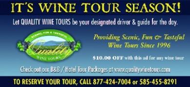 Quality Wine Tours