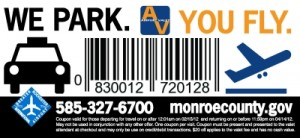 We Park. You Fly. monroecounty.gov