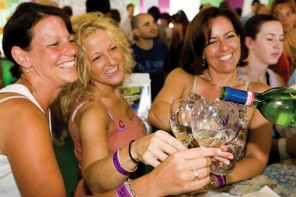 Togas, Tastings, and Treats at the Finger Lakes Wine Festival