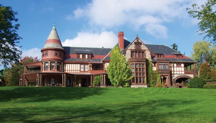 Sonnenberg Gardens Mansion State Historic Park 70 Pos 22