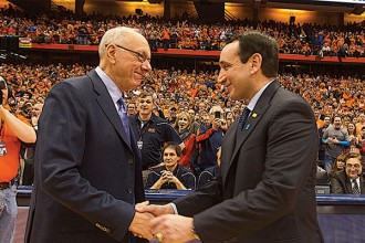 """Our two games with Duke and Mike Krzyzewski in 2013-14 set the standard for the first year of the 'new' ACC."""