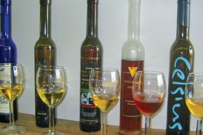 A Toast to Ice Wine