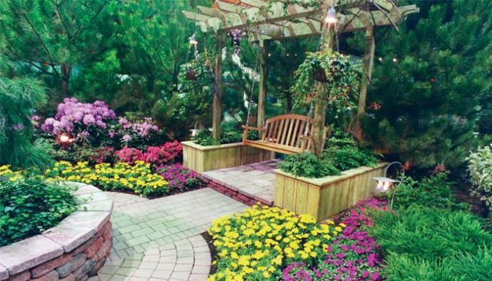 GardenScape U002706: Reflections