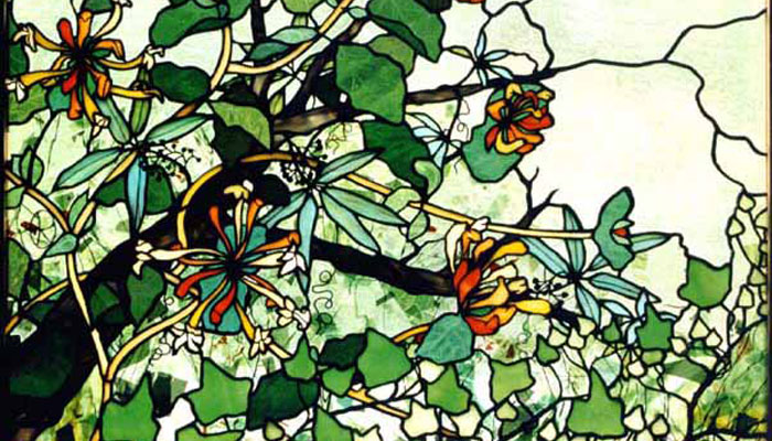 Robert Oddy Stained Glass Artist Life In The Finger Lakes