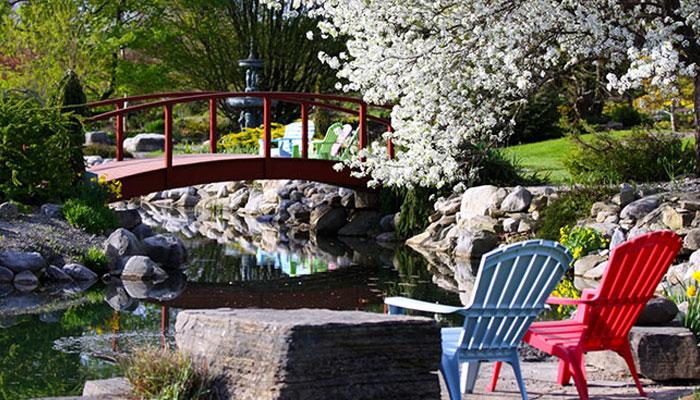 Photo courtesy Sycamore Hill Gardens
