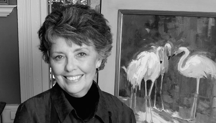 Festival judge Nancy Tankersley