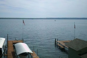 What are the Finger Lakes?