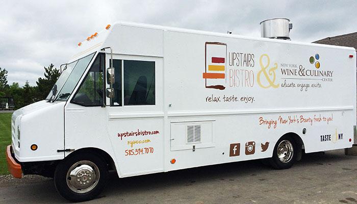 Tompkins County Food Truck