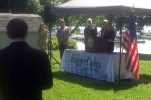 Senator Gillibrand Legislation Initiates Effort to Make the Finger Lakes Region a National Heritage Corridor