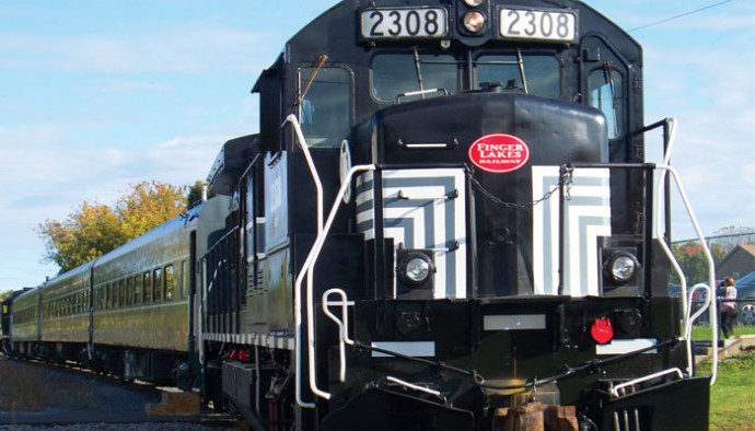 Police: Four charged with trespassing on tracks owned by Finger Lakes Railway