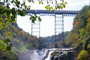 A River Runs Through It – The Genesee