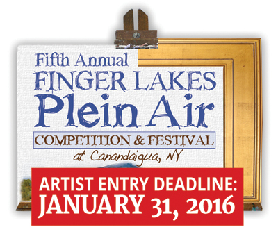 Finger Lakes Plein Air Call To Artists Life In The