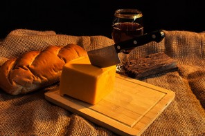 Wine and Cheese – Sweet Ambrosia