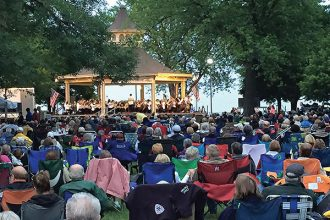 Ontario Beach Park is one of the venues that the RPO will play in 2016. Photo courtesy RPO