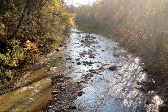 Canaseraga Creek