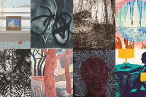 A Contemporary Printmaking Invitational