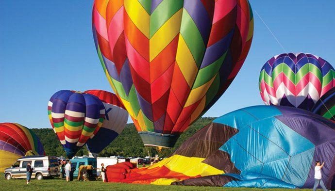 Dansville Balloon Festival 2020 The New York State Festival of Balloons   Life in the Finger Lakes
