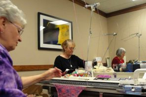 Machine Knitters Flocking to Cortland