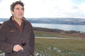 Winemaker Vinny Aliperti
