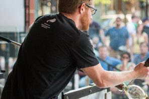 GlassFest Celebrates Glass and the Fire Arts in Corning