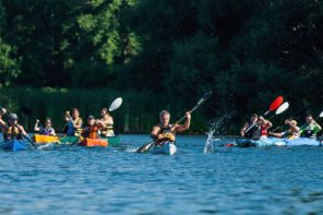 FINGER LAKES MUSEUM LAUNCHES 2nd PADDLE KEUKA 5K RACE