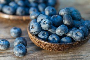 Willing weather brings beautiful blueberries, superb strawberries