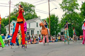 Ithaca Festival of the Arts Celebrates Creativity