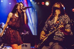 Blues-rockers Jocelyn & Chris Arndt coming to Canandaigua's Rio Tomatlan