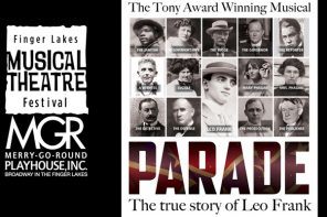 PARADE opens at the Finger Lakes Musical Theatre Festival