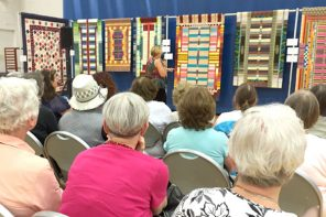 World-class Quilts at Onondaga Community College