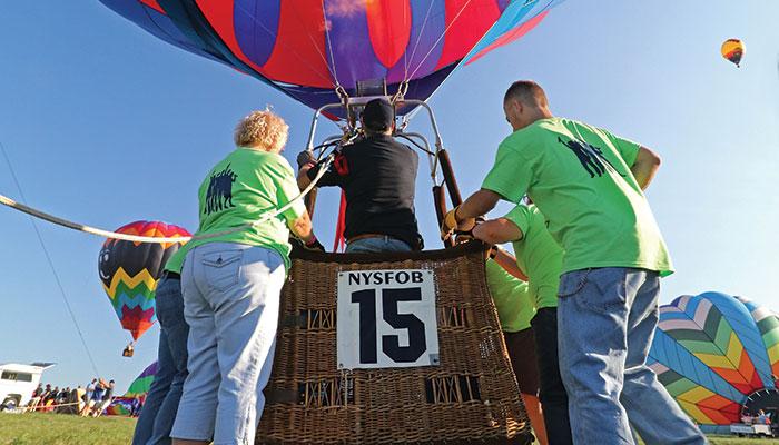Dansville Balloon Festival 2020 Sky High Celebration   Life in the Finger Lakes