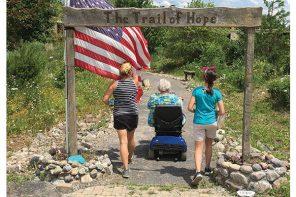 Blazing Trails of Hope