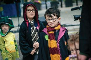 The Magic of Ithaca's Wizarding Weekend