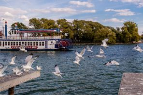 Tourism is up in the Finger Lakes