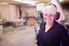 Kingsley Quality Woodworking Certified as NYS Women Business Enterprise