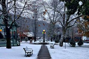 A Magical Winter Event in Hammondsport