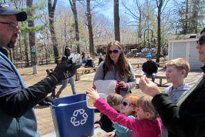 Celebrate Earth Day at Seneca Park Zoo