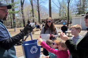 Celebrate Earth Day at Seneca Park Zoo